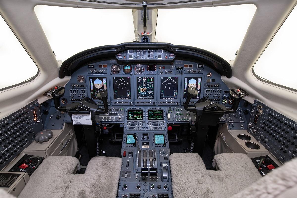 Safe Journeys Aviation Archive Cessna Citation X Sn 750 307
